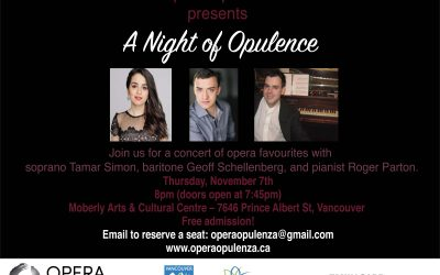 Opera Opulenza: A Night of Opulence
