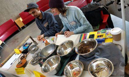 Artists in Communities Meet and Greet