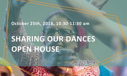 Arts & Health Open House Fall 2018