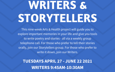 Moberly Writers and Storytellers Open Studio