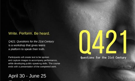 Q421: Questions for the 21st Century