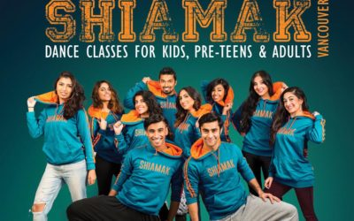 Shiamak Bollywood Jazz Winter 2018