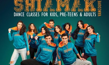 Shiamak Bollywood Jazz Winter 2018